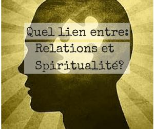 relations et spiritualité