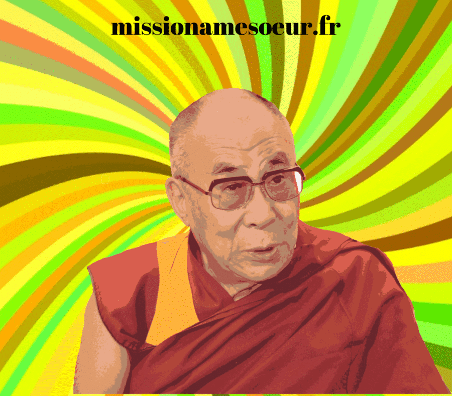 11 Citations Puissantes Du Dalaï Lama Sur Une Vie D Amour Et