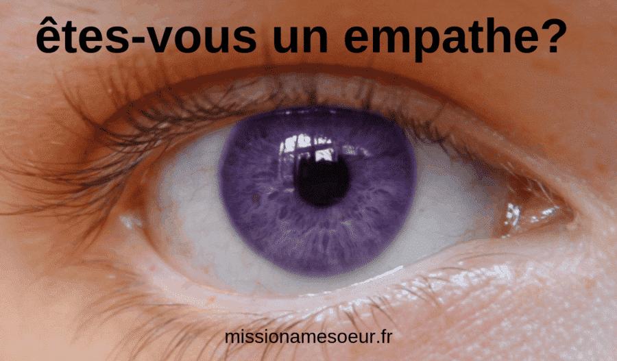 Qu'est-ce qu'un empathe et en êtes-vous un ? Voici les 33 signes.