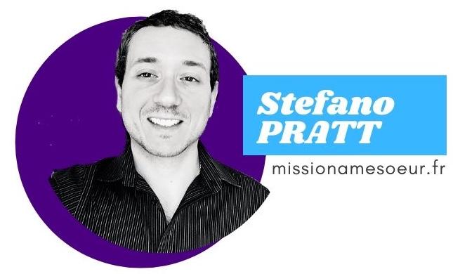Stefano PRATT découvrons notre potentiel missionamesoeur