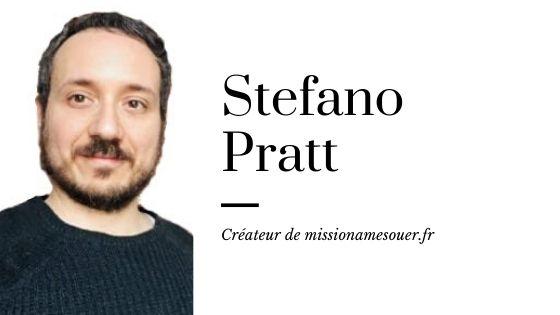 Stefano Pratt